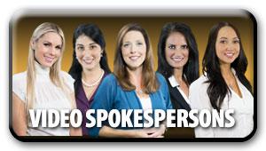 video-spokespersons
